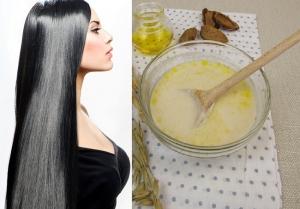 نصائح وخلطات لتطويل الشعر بسرعة كبيرة