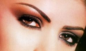 تميزي في إطلالاتك الراقية مع جمالية الماكياج الخاص بالعيون البنية