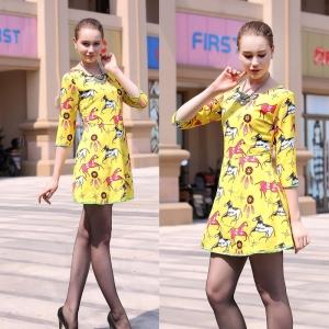 تميزي في إطلالاتك بلمسة الألوان الفاتحة في موضة ملابس الربيع