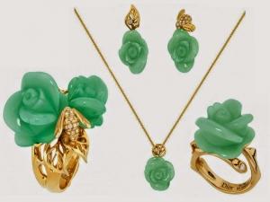 تشكيلة راقية ومميزة من المجوهرات النابضة بالحياة تطلقها ديور
