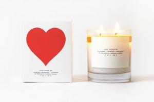 لمسات رومانسية بشموع الحب المميزة بتوقيع من أشهر العلامات