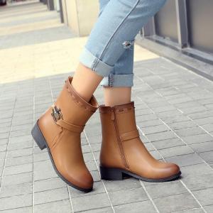 مجموعة مميزة من الأحذية الشتوية تميز إطلالتك المتنوعة بأناقة فريدة