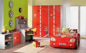 اعتمادي مجموعة من الأشياء التي تساعدك في تصميم غرفة طفلك