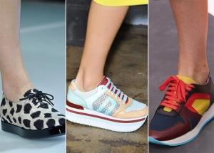 باقة ناعمة من أحذية الكوتشي الخاصة بموسم ربيع 2017 تقدم للمرأة العصرية
