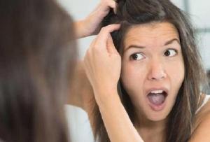 وصفات طبيعية للتخلص من الشعر الأبيض للأبد
