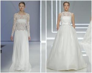باقات متميزة من فساتين الزفاف من توقيع شارلوت لكل عروس