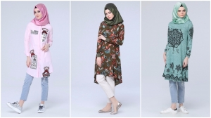 تشكيلة مميزة من ملابس المحجبات الربيعية تمنحهن الأناقة المثالية