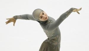 بالصور| مشاركة محجبات فى بطولة التزلج باليابان