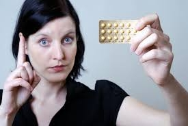 الآثار الجانبية لحبوب منع الحمل
