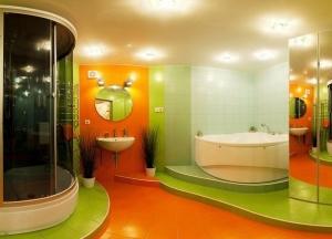 اجعلي ديكور منزلك متكاملا مع جمالية الحمام الحديث والعصري