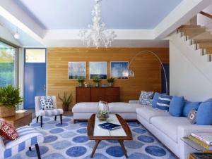 امنحي ديكور غرفة الجلوس أناقة مثالية باعتماد قطع بسيطة