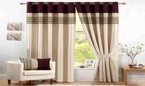 امنحي النوافذ  أناقة جذابة بلمسة من الستائر تضفي مزيدا من الفخامة للمنزل