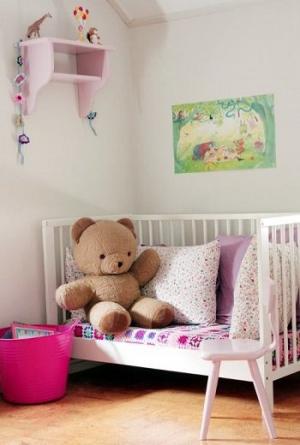 بالصور| إعادة تدوير سرير الأطفال ودمجه في ديكور المنزل