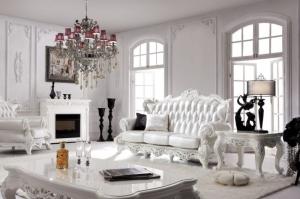 اختاري الأبيض في ديكور منزلك الربيعي لتحقيق الأناقة المثالية