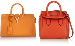 إطلاق تشكيلة راقية من الحقائب بلمسة اللون البرتقالي لربيع 2017