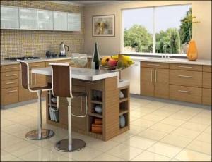 اجعلي مطبخك يشع أناقة وجاذبية مع هذه التصاميم الجذابة والمميزة