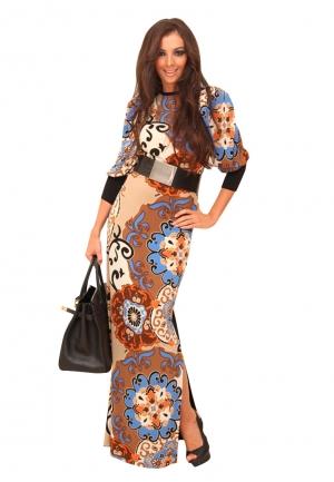 الفساتين العملية الطويلة لمسة الأناقة الربيعية لكل أنثى أنيقة