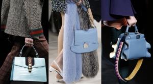اختاري حقيبتك الصيفية بلمسة من اللون الأزرق الفاتح لأناقة منعشة