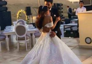 بالصور| حفل زفاف كارمن سليمان نجمة آرب أيدول
