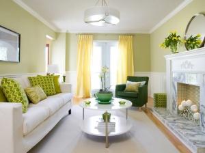 اختاري الألوان الهادئة المنعشة لمنح المنزل أناقة ربيعية مميزة