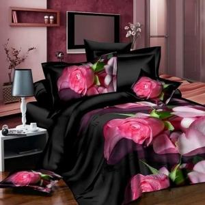 بالصور| مفارش سرير ثلاثية الأبعاد بألوان مختلفة