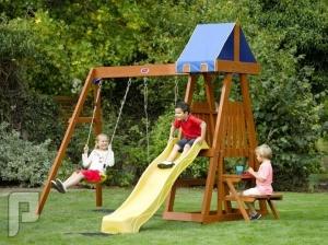 اعتمدي هذه الأفكار التي تجعل حديقة منزلك فضاء مميزا للأطفال