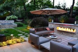 حولي حديقة منزلك إلى فضاء أنيق ومناسب للجلسات الربيعية