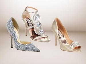 امنحي نفسك إطلالة مميزة في سهرات الربيع بارتداء الأحذية البراقة