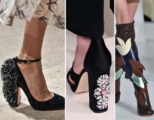 أناقة الأحذية بلمسة السبعينات تميز إطلالتك في صيف 2017