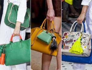 أناقة الألوان الصيفية تمنح الحقائب جاذبية راقية ومميزة