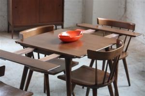 اعتمدي الطاولة القابلة للتمدد للحصول على مساحات في المنزل