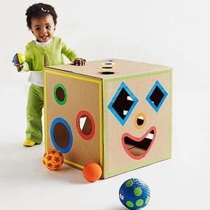 اصنعي لعبة لطفلك بنفسك