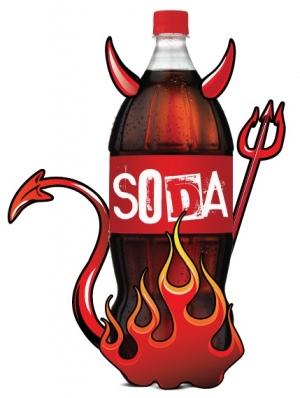 سبعة أضرار تمنعك من تناول المشروبات الغازية