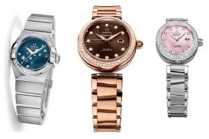 تشكيلة مميزة من الساعات العصرية لكل امرأة تبحث عن الجاذبية