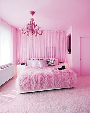 اختاري اللون الزهري في غرفة نومك لتحصلي على الانتعاش الصيفي