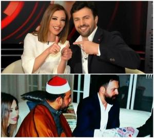 تيم حسن يتزوج وفاء الكيلاني
