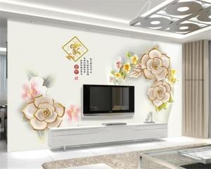 اجعلي جدران منزلك البيضاء كلوحة فنية مميزة
