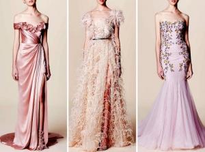 اختاري الألوان المميزة لتتألقي بفساتين المصممة هند عبد الرحمان