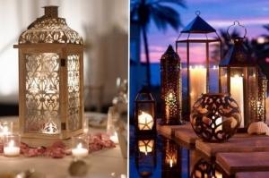 شهر رمضان يجعلنا نعتمد مجموعة من الأفكار المميزة في الديكور