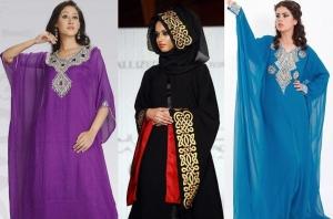 مجموعة من العبايات الراقية تطلقها فدوى عبار لشهر رمضان