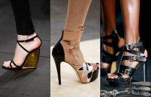 اختاري أحذية الصيف بلمسة السبعينات لتتألقي