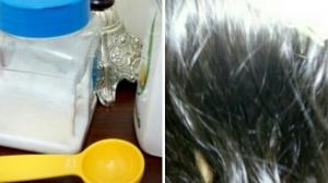 ضعي الملح في الشامبو قبل الاستحمام وستذهلين بالنتيجة