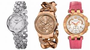 تشكيلة راقية من الساعات اليدوية بلمستها العصرية لكل أنثى