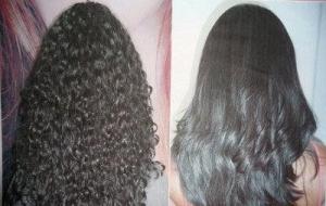 3 وصفات فعالة لفرد الشعر طبيعيا
