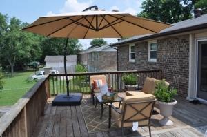 اجعلي شرفة المنزل أنيقة وفضاء للجلسات الصيفية الممتعة