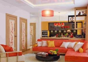 اختاري اللون البرتقالي لتجعلي ديكور منزلك مريحا للعين ومنعشا للروح