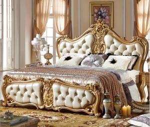 اختاري السرير الكلاسيكي لتجعلي غرفتك أنيقة وغاية في الجمالية