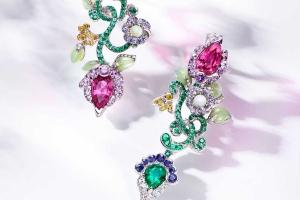 اختاري إطلالاتك الراقية مع هذه الباقة من المجوهرات بالأحجار الملونة