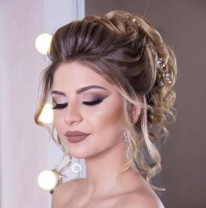 تسريحات و مكياج للعرائس ابداع لا مثيل له