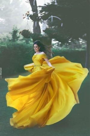 موديلات من الفساتين المنفوشة لازم تجربيهم فى 2017